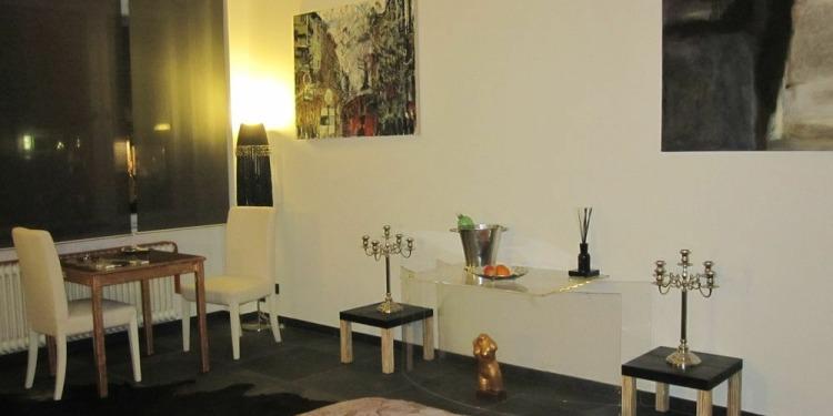 Studio Berlin Charlottenburg with kitchen for 2 persons