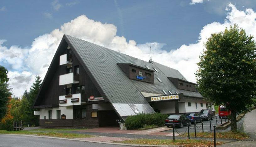 Hotel Šedý Vlk Harrachov