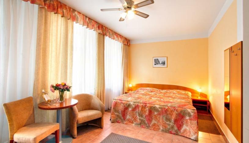SEIFERT HOTEL Praha - Zweibettzimmer