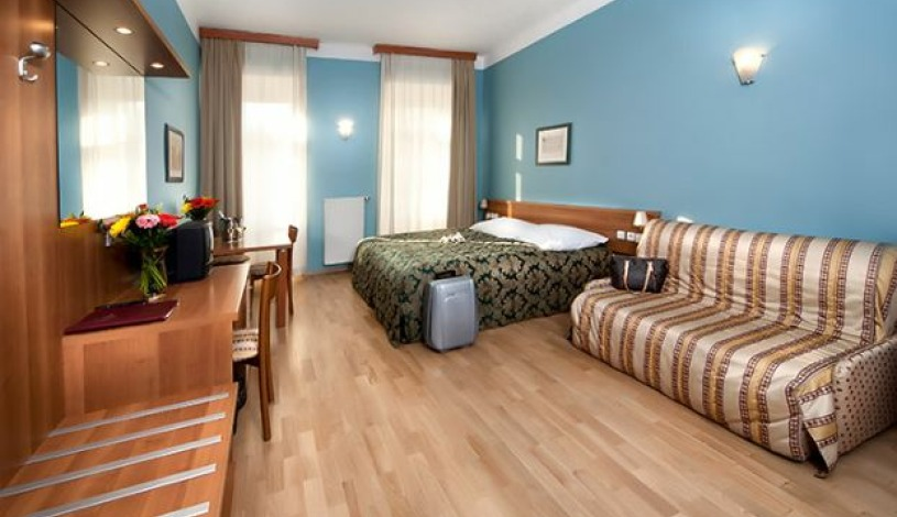 Residence Select Praha - Double room