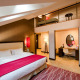 Junior Suite - Sheraton Prague Charles Square Hotel Praha