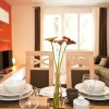 1-bedroom Apartment Berlin Charlottenburg with kitchen for 4 persons