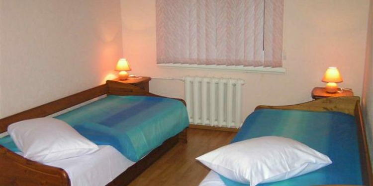 3-bedroom Apartment Riga Centrs with kitchen and with parking