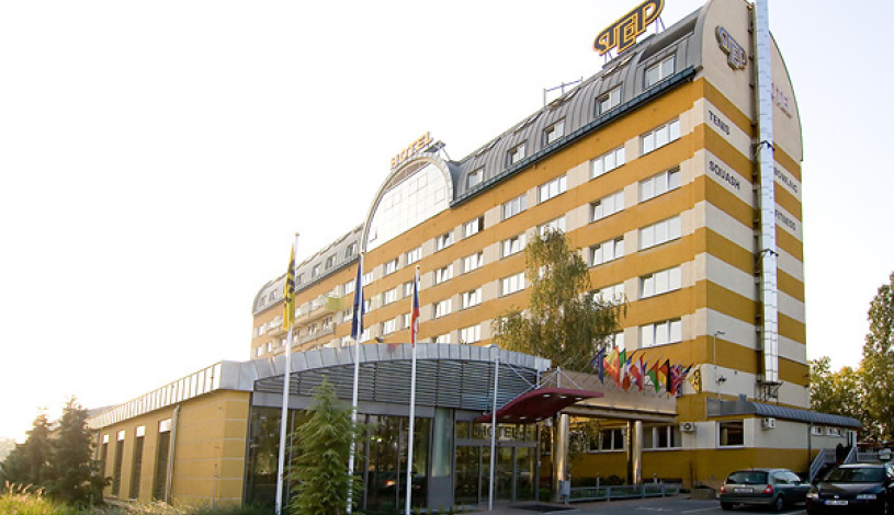 Wellness Hotel Step Praha