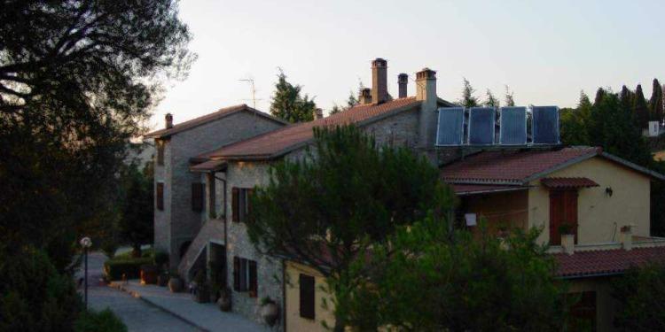 Studio Perugia Apartment Ramazzano - Le Pulci with kitchen for 3 persons