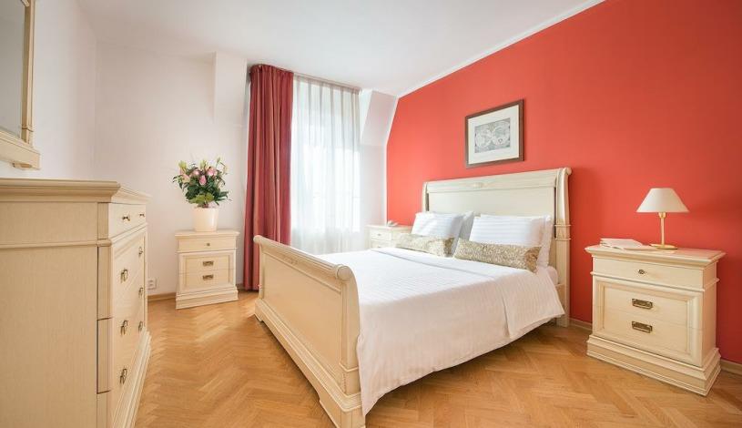 Hotel Suite Home Prag Praha