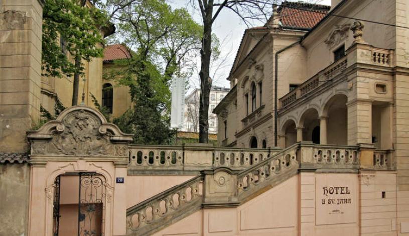 Hotel U Svateho Jana Praha