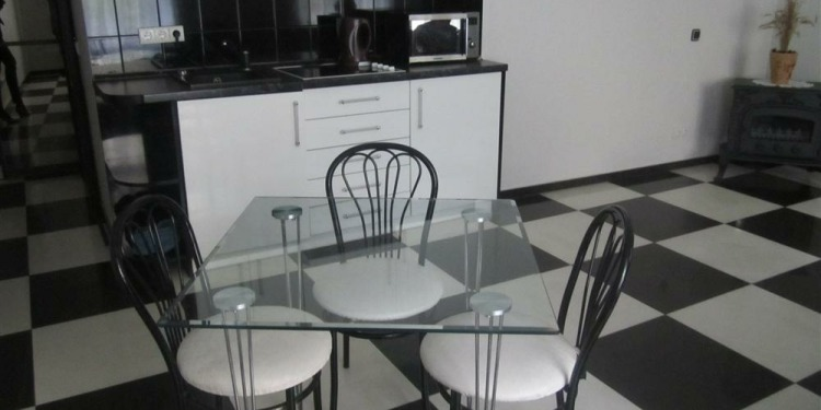 1-bedroom Vilnius Senamiestis with kitchen for 4 persons