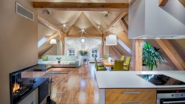 Chornitzerův dům - romantické ubytování Telč Telč