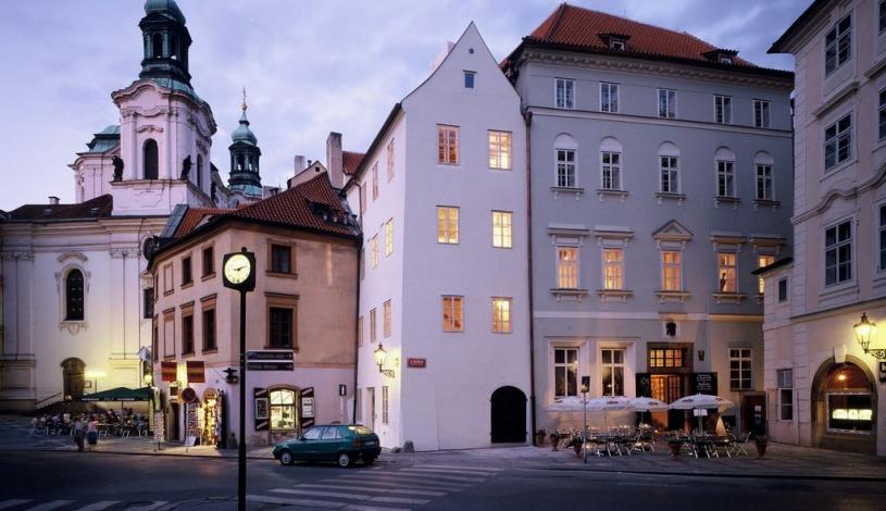 Hotel At Three Drums Praha