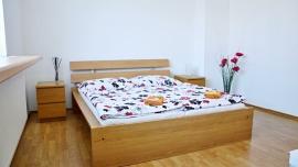ubytování u parku Prostějov - Dvoulůžkový - manželská postel