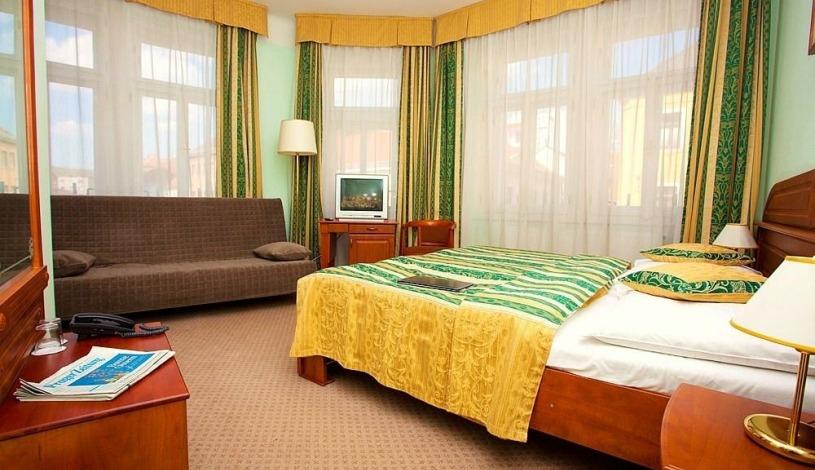 Hotel U Divadla Praha