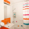 1-bedroom Zagreb with kitchen for 3 persons