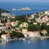 1-bedroom Apartment Dubrovnik Lapad with kitchen for 3 persons