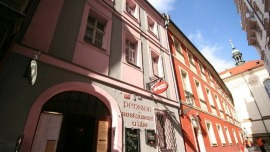Bed and Breakfast U Lilie Praha