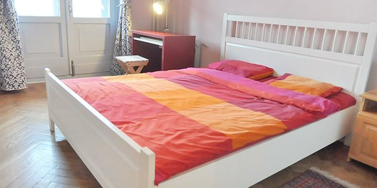 3-bedroom Moscow Presnensky with kitchen for 6 persons