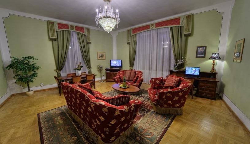 Royal Residence Ungelt Praha