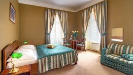 Hotel U Schnellu Praha - Pokój 3-osobowy