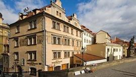 Hotel U Tri Pstrosu Praha