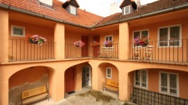 Prague apartments at the Golden Plough Praha