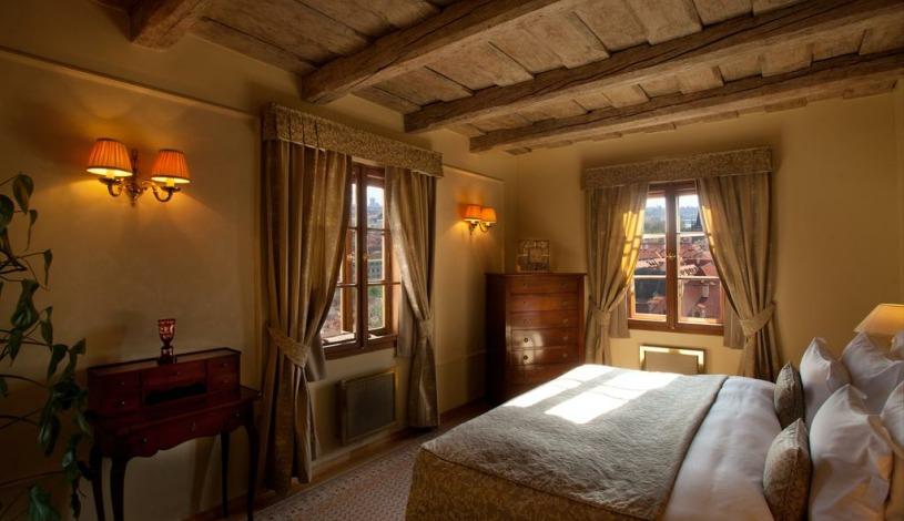 Hotel U Zlate Studne Praha - Rodinné apartmá