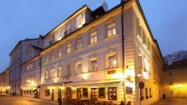 Hotel U Zlatych Nuzek Praha