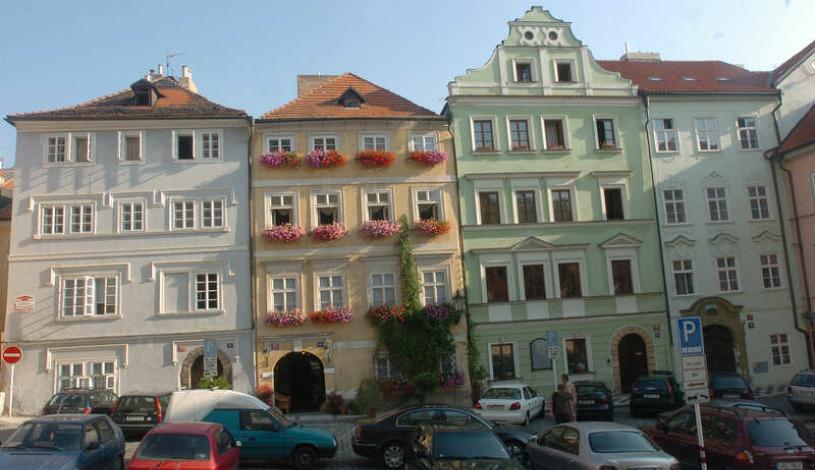 House At the Big Boot Praha