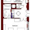2-ložnicové Apartmá Budapest Belváros s kuchyní pro 8 osob