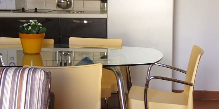 3-bedroom Siracusa Ortigia with kitchen for 6 persons