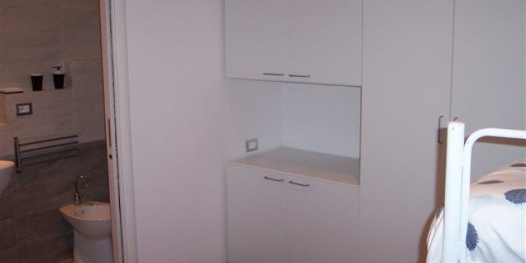 1-bedroom Apartment Perugia with kitchen for 3 persons