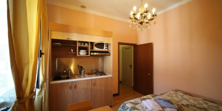 Studio Apartment Milano Novate Milanese with kitchen for 2 persons