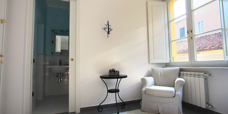 2-bedroom Lucca with kitchen for 2 persons