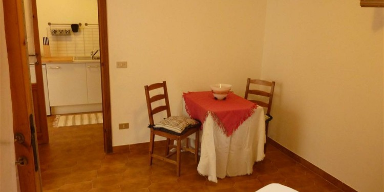 Studio Toscana Apartment Collemontanino with kitchen for 2 persons