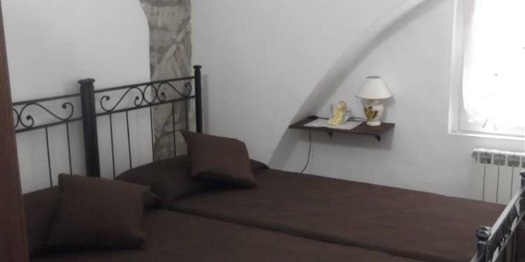 3-bedroom Perugia with kitchen for 5 persons