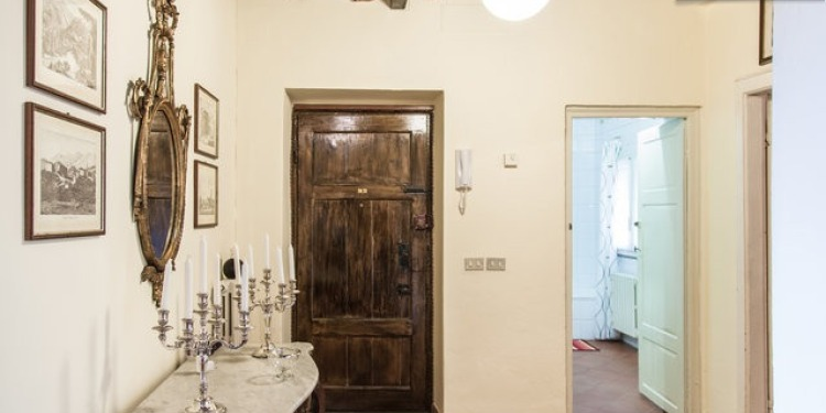 3-bedroom Lucca with kitchen for 6 persons