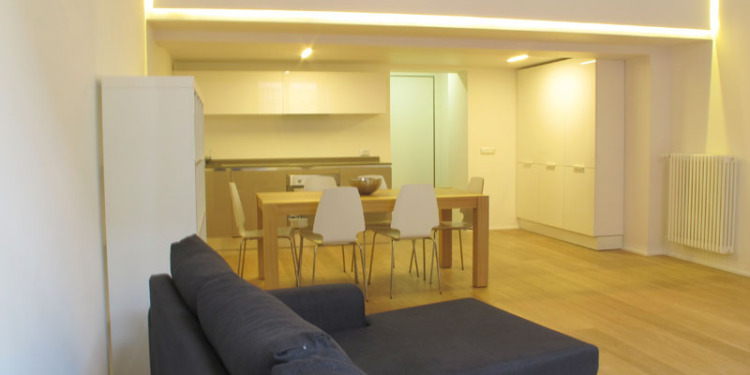 1-bedroom Apartment Milano Milan 5 with kitchen for 4 persons