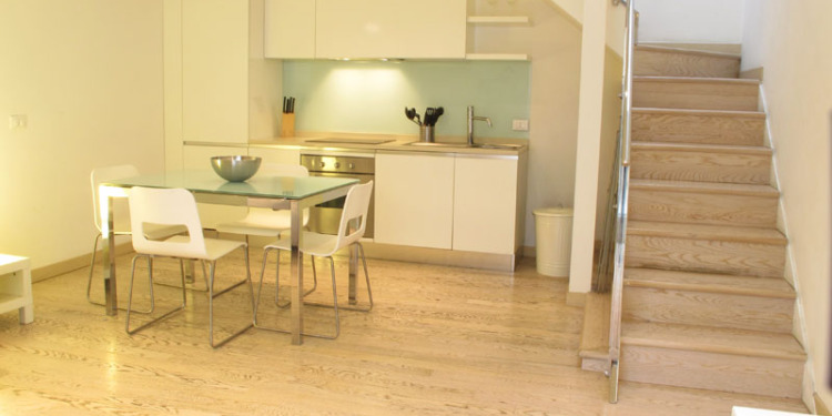 3-bedroom Milano Milan 5 with kitchen for 8 persons
