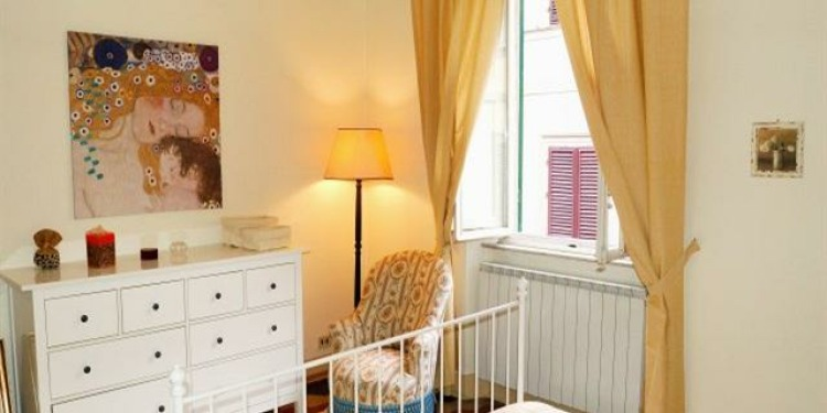 2-bedroom Lucca Boveglio with kitchen for 7 persons