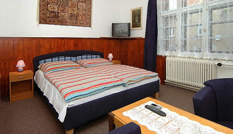 Bed and Breakfast V Rohacich Praha - Double room