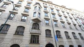 VŠ kolej Hlávkova Praha