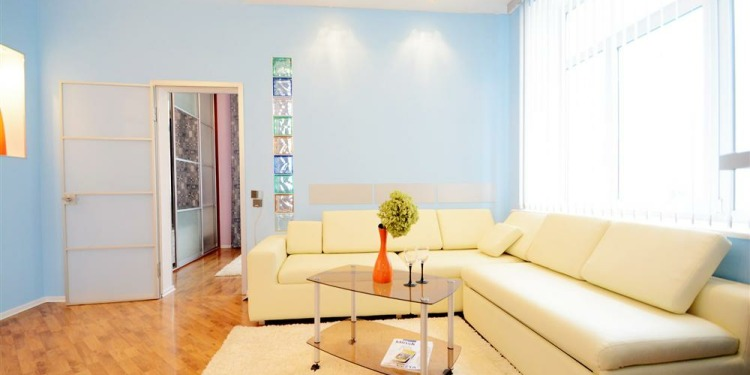 1-bedroom Apartment Minsk Lyeninski Rayon with kitchen for 6 persons