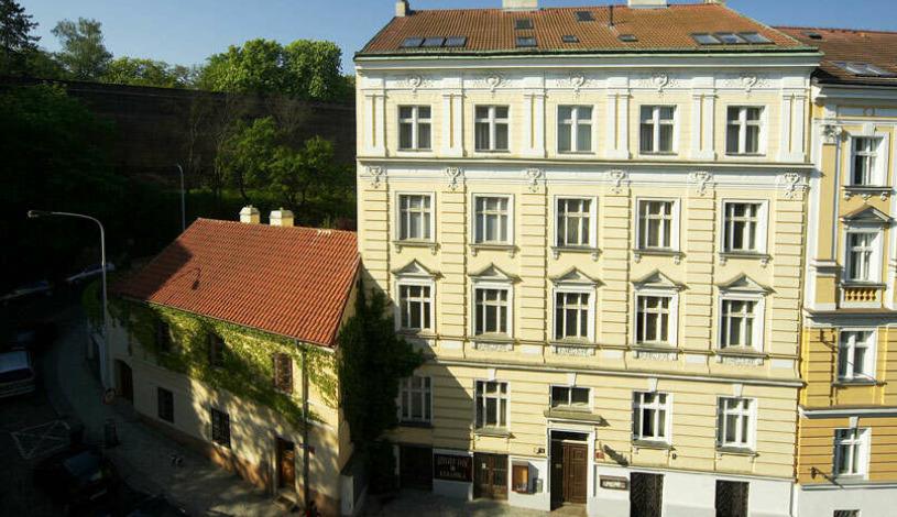 Apartmány Vyšehrad Praha