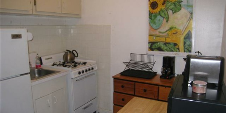 Studio New York Apartment Midtown with kitchen for 5 persons