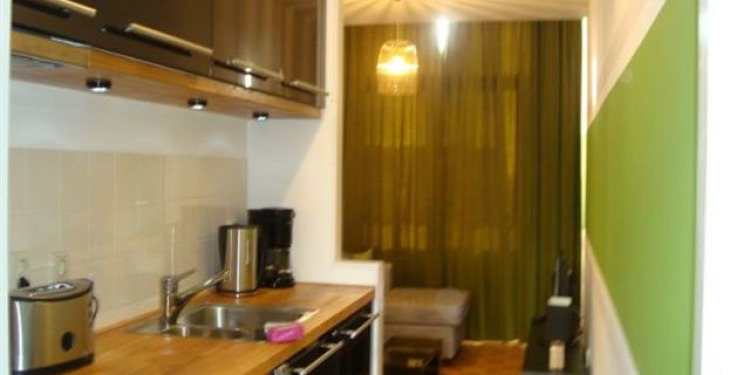 Studio Amsterdam Oostelijke Eilanden with kitchen for 2 persons