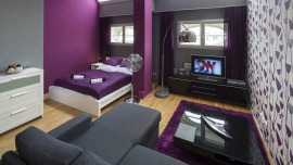 Hotel Apartments Wenceslas Square Praha - Two-Bedroom Apartment