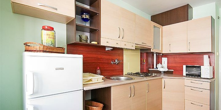 2-bedroom Apartment Wrocław Wrocław-Stare Miasto with kitchen for 6 persons