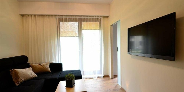 3-bedroom Apartment Sopot with kitchen and with parking