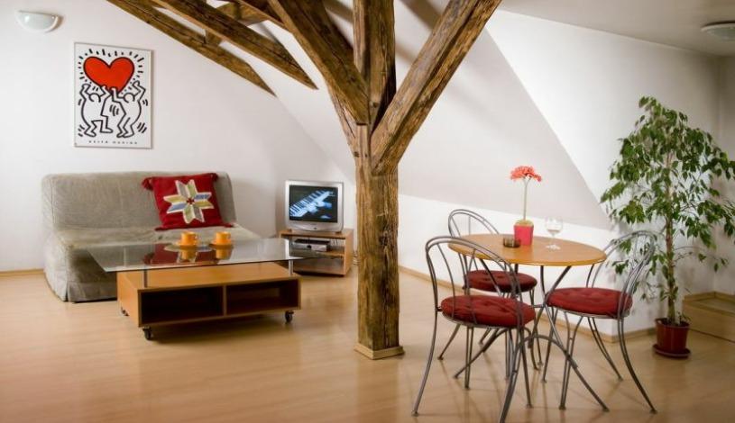 Apartments Golden Horseshoe Praha