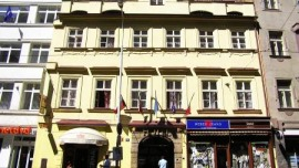 U dvou zlatých klíčů Praha