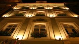 Hotel U Zlatého stromu Praha